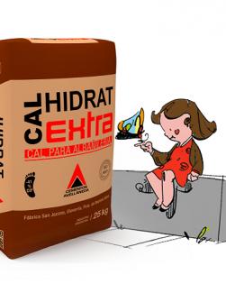 Cal Hidrat Extra x 25 Kg