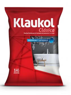 Pastina Klaukol Fluido bolsa x 1kg – varios colores
