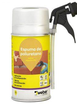 Weber Espuma PU x 500 ml