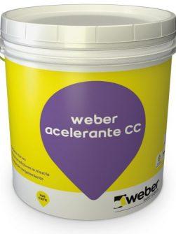 Weber Acelerante CC x 20 litros